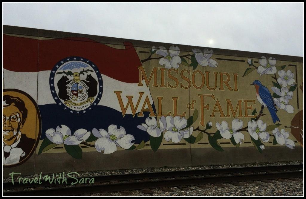 Missouri Wall of Fame