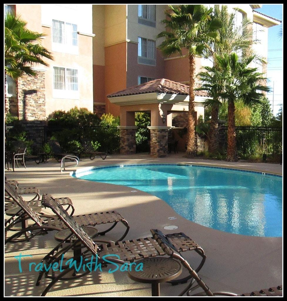 Hilton Garden Inn Las Vegas Strip South With Tips On Getting Around The Strip Travel With Sara