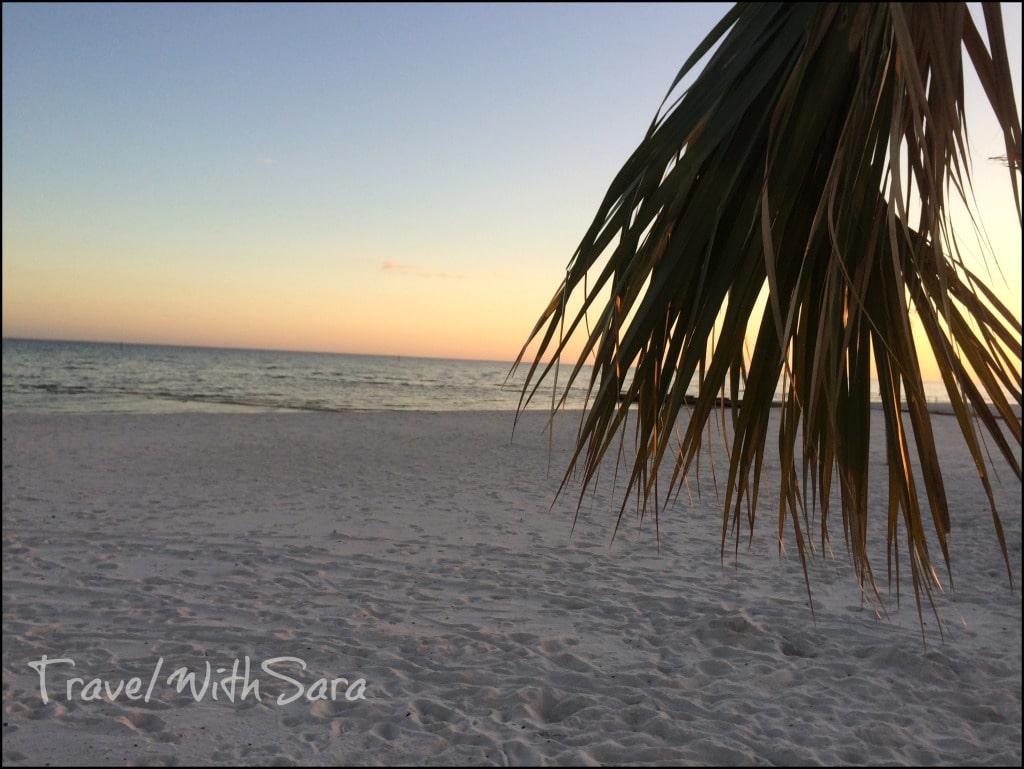 Beach in Gulfport