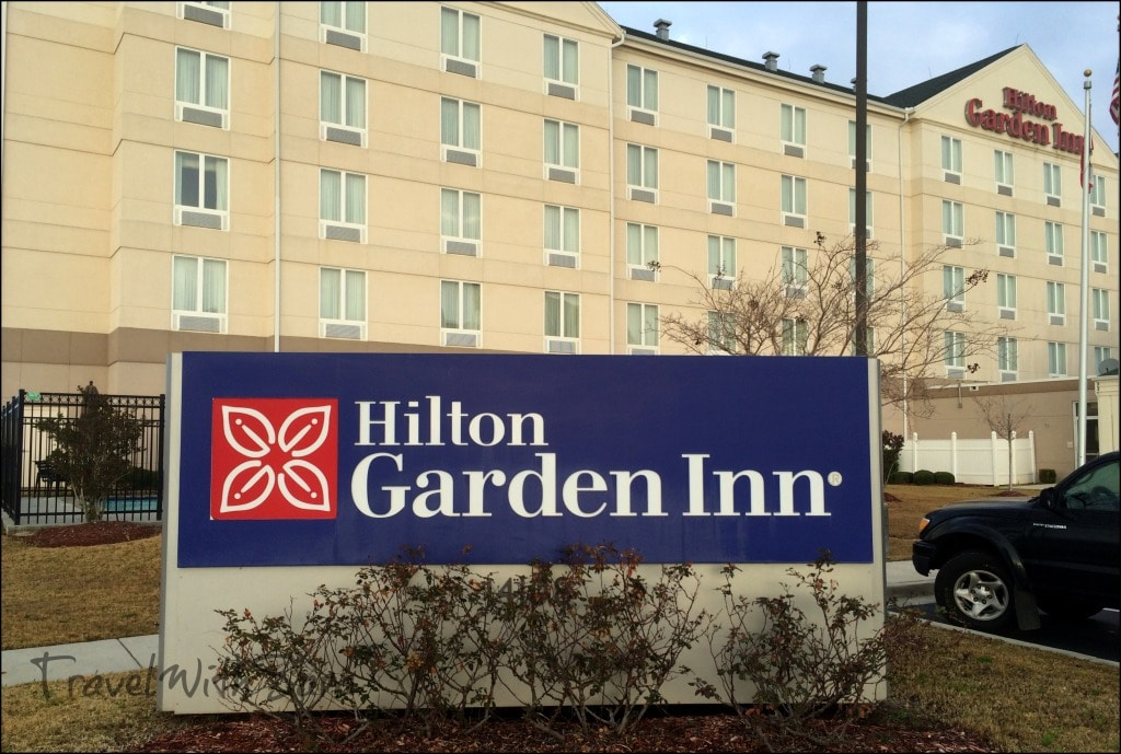 Hilton Garden Inn Airport Gulfport
