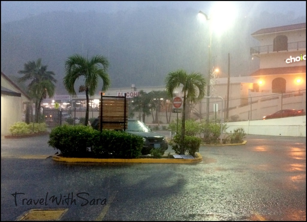 Rain In St Thomas