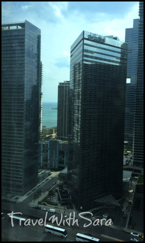 Chicago Buildings With Lake