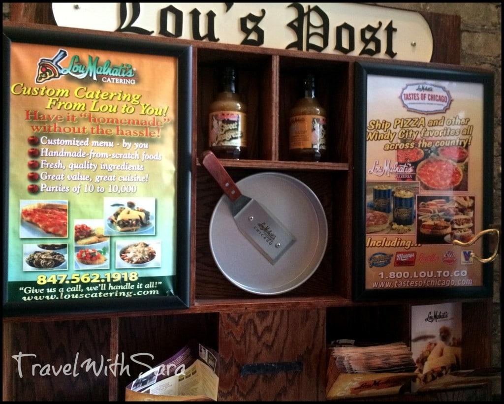 Inside Lou Malnati's