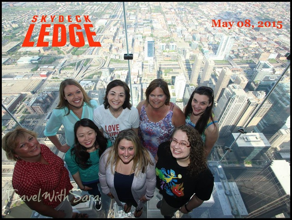 Skydeck Ledge Bloggers