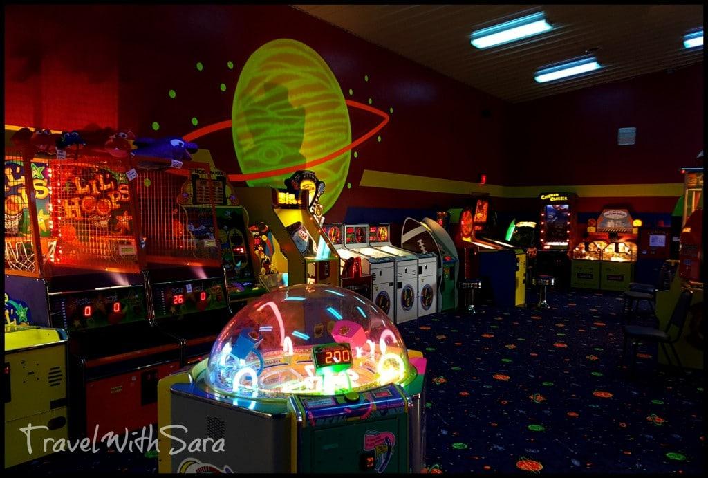 Egg Harbor Fun park Arcade