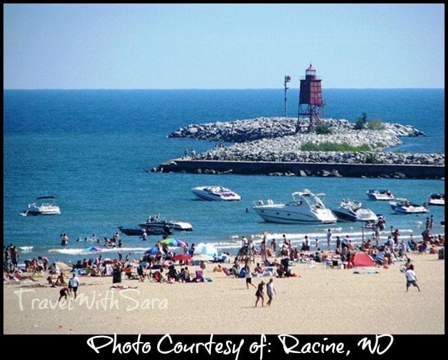 Racine County- North Beach