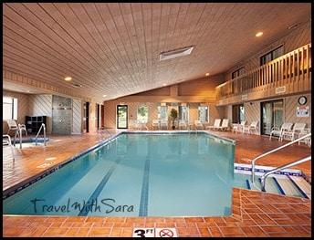 Ramada Inn Wisconsin Dells Pool