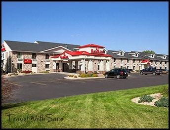 Ramada Inn Wisconsin Dells, WI