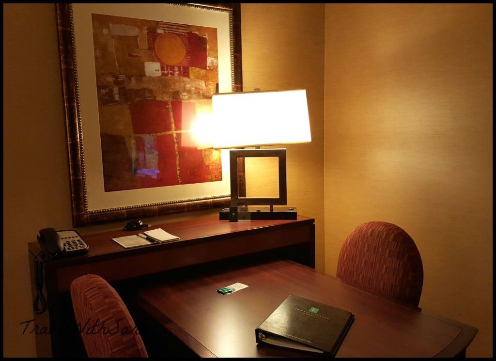 Embassy Suites Desk
