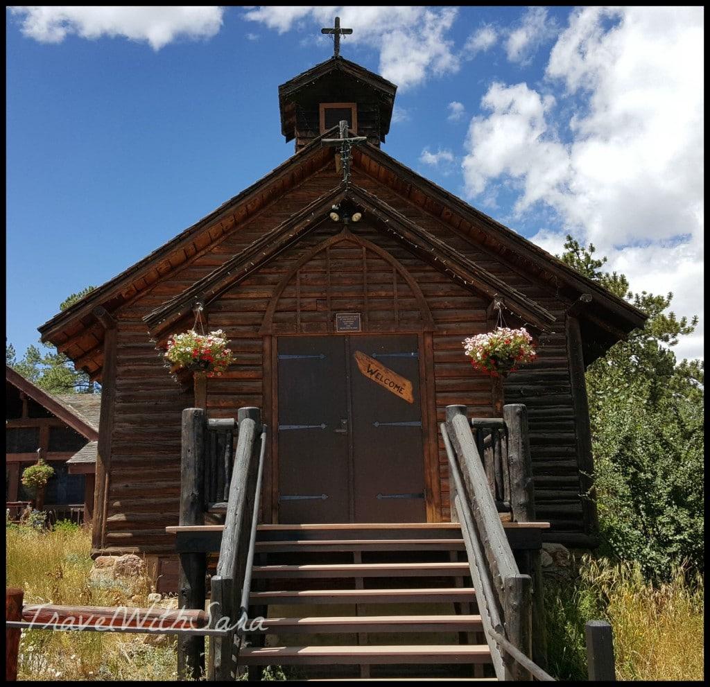 church in Allenspark