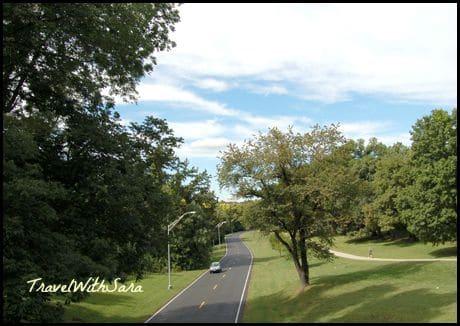 Parkways in St Jo Missouri