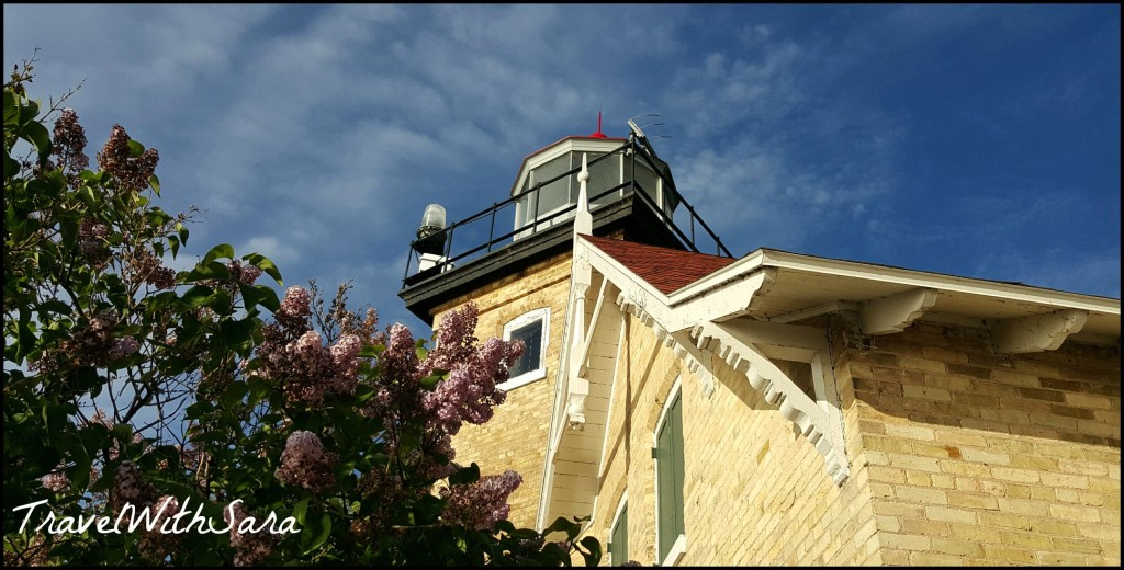 Eagle Bluff Lighthouse