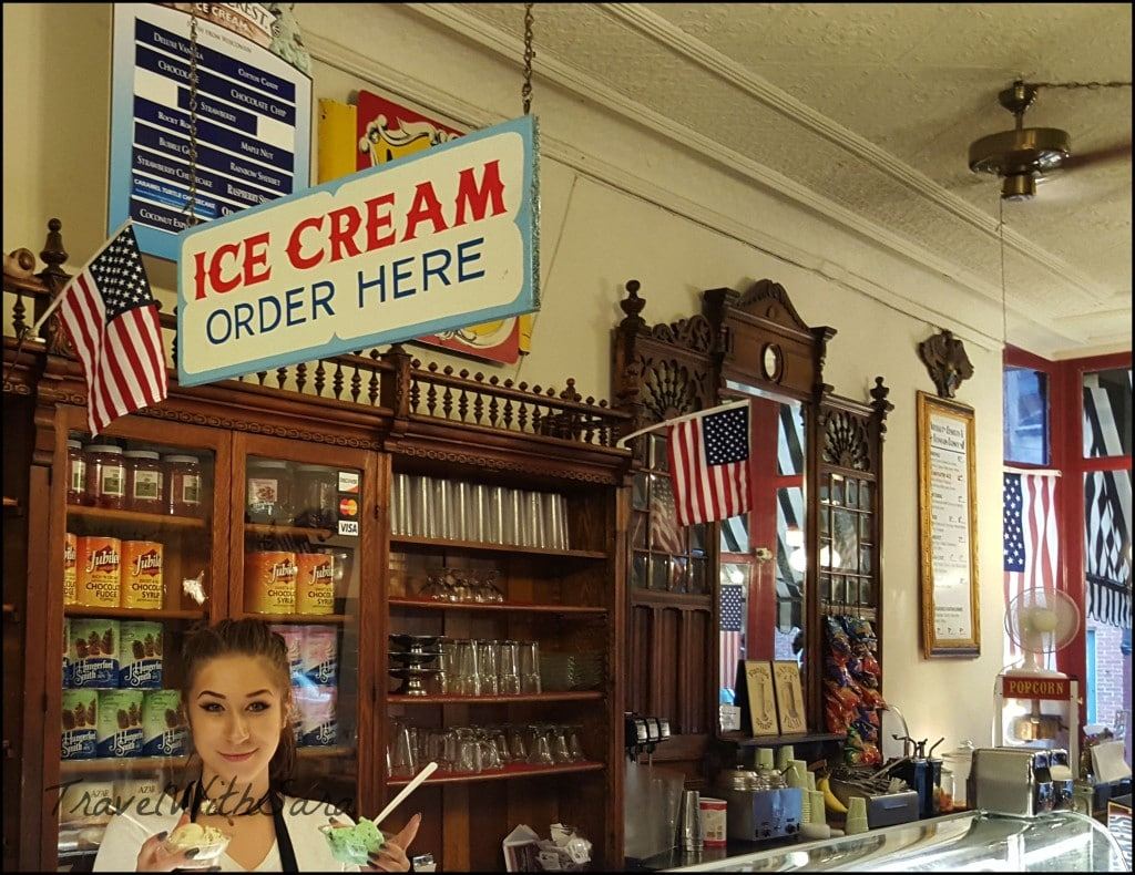 Ice Cream Shop In Galena