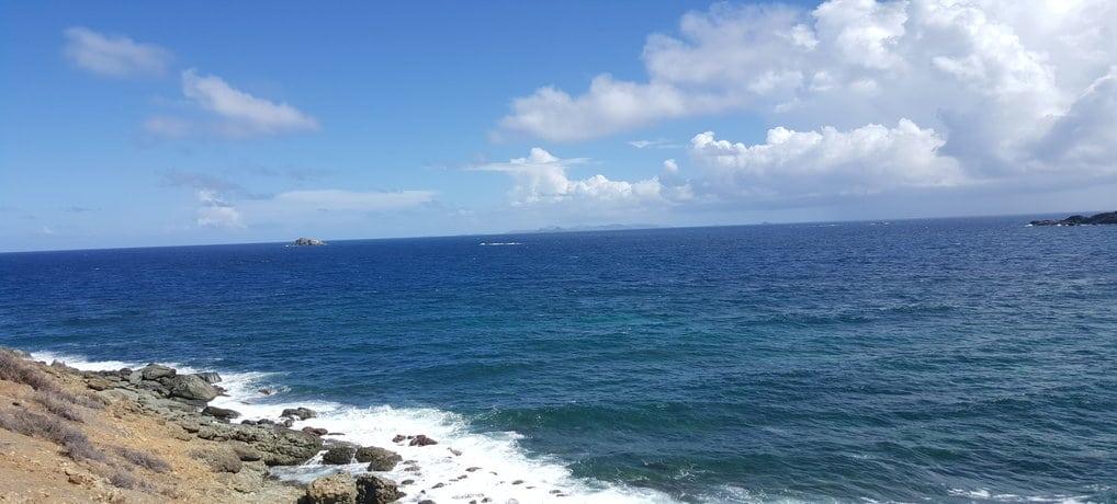 Coastline St Maarten