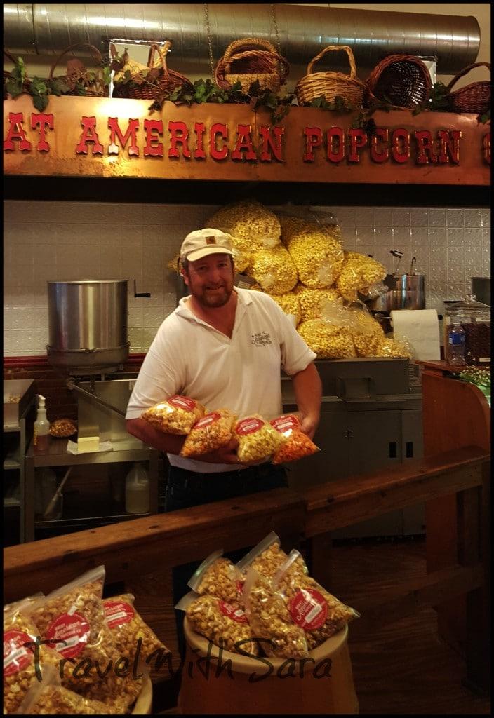 Great American Popcorn Co.