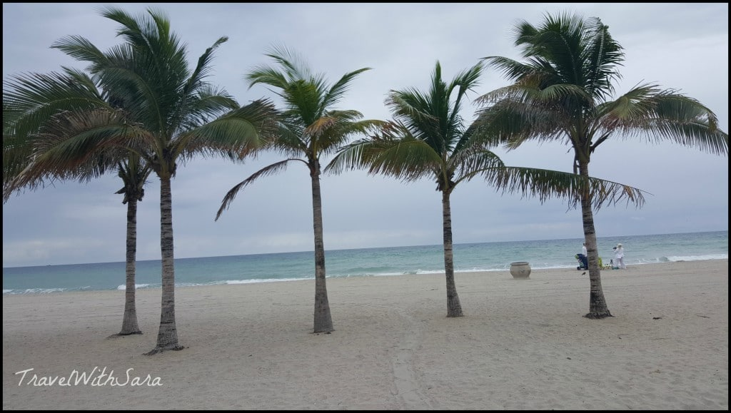 Hollywood Florida Beach