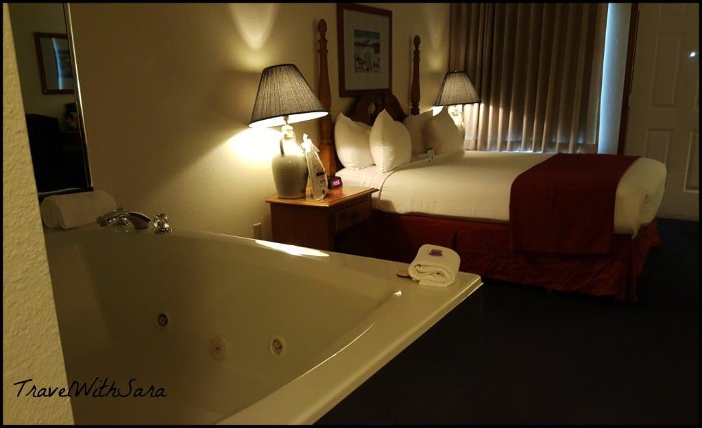 Hotel Room Galena