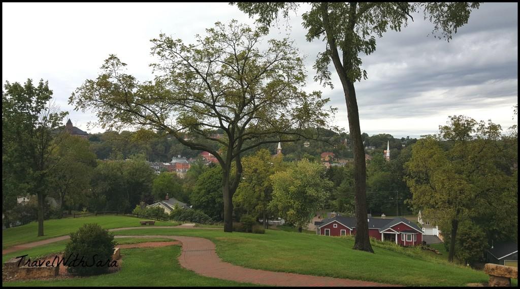 Views in Galena