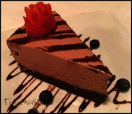 Chocolate Truffle Cake Villagio