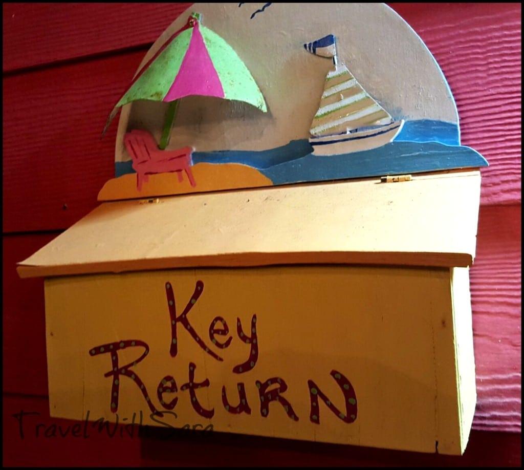 White Sands Key Return