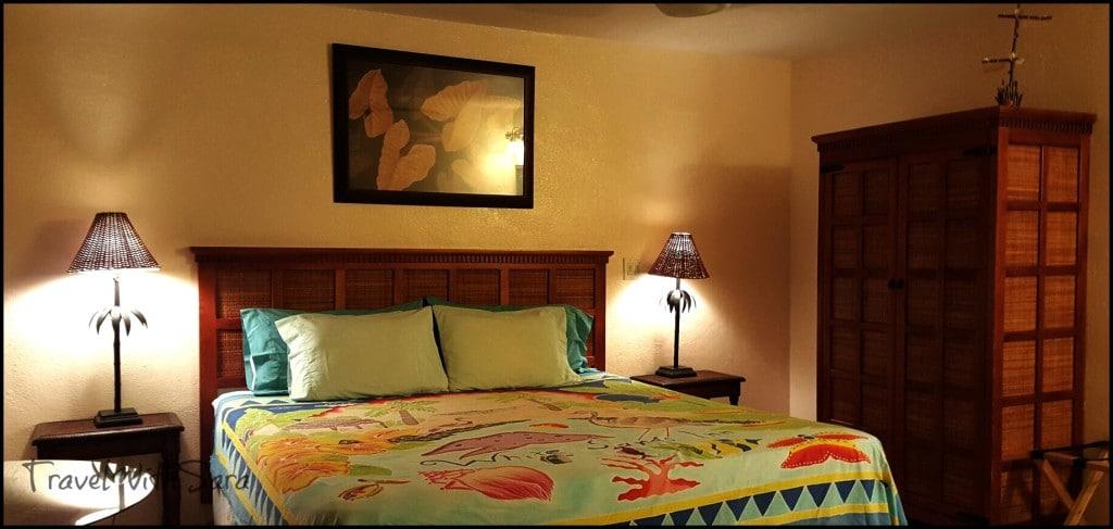 White Sands Inn Room