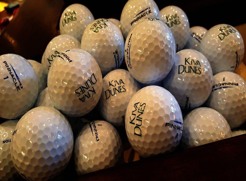 Kiva Dunes Balls