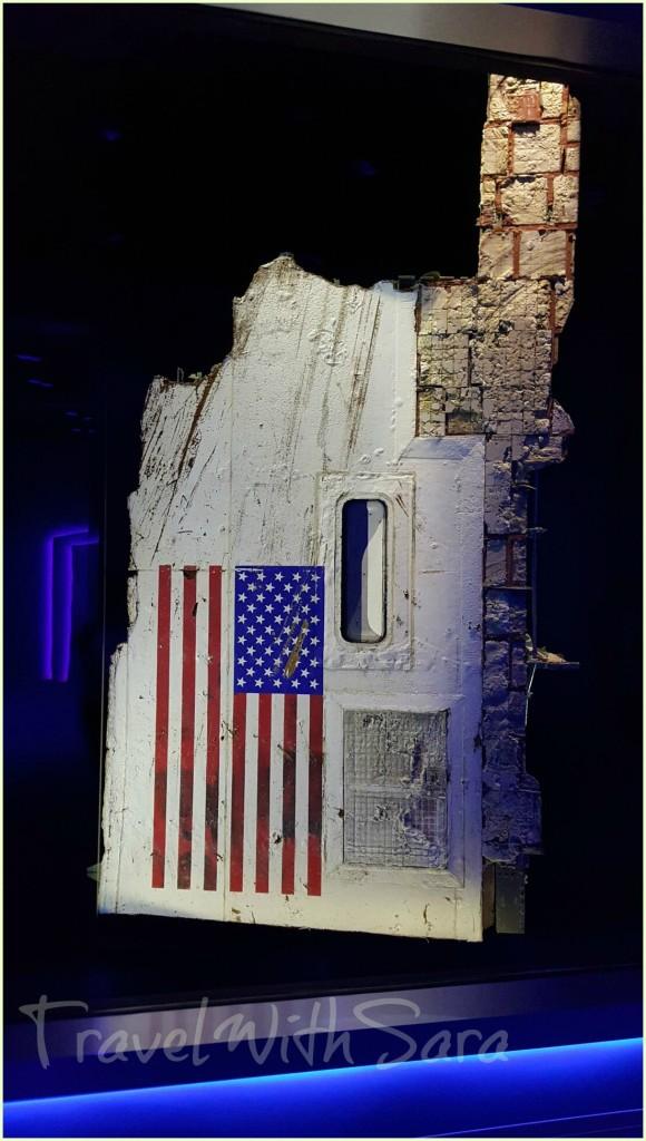 shuttle debris