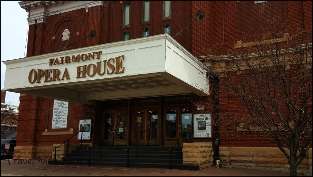 Fairmont Opera House