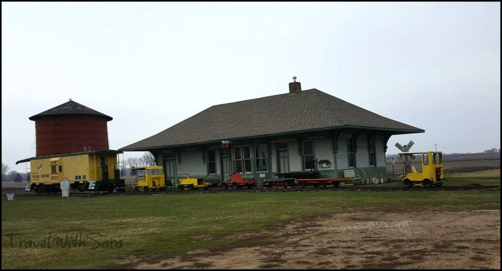 Fairmont depot