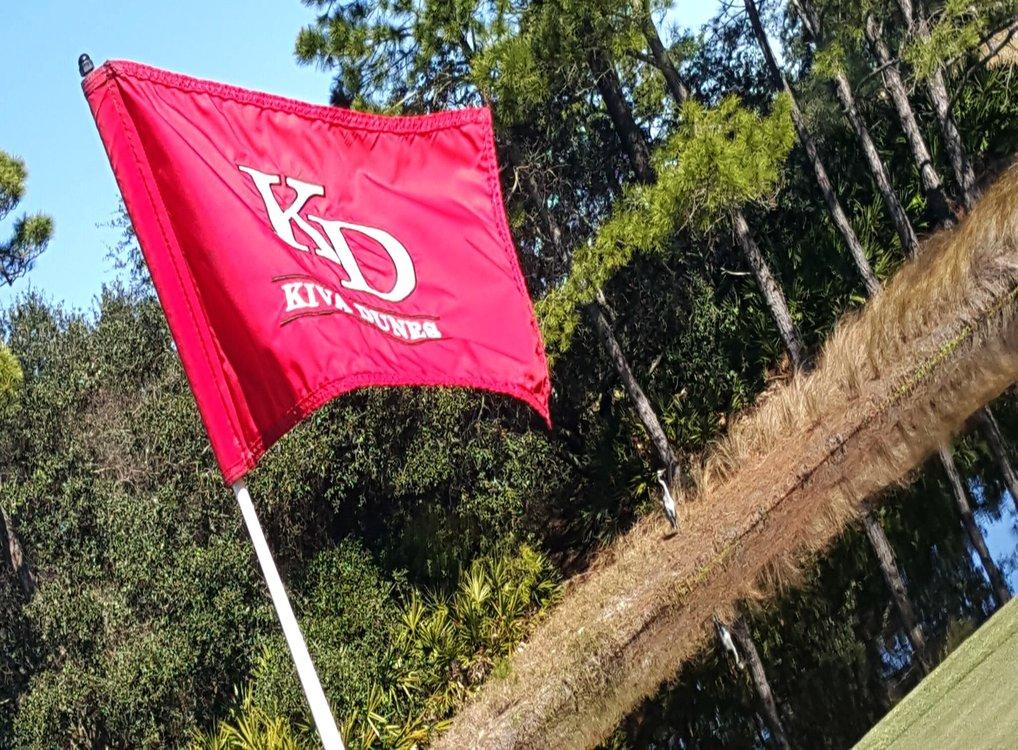 Kiva Dunes Flag
