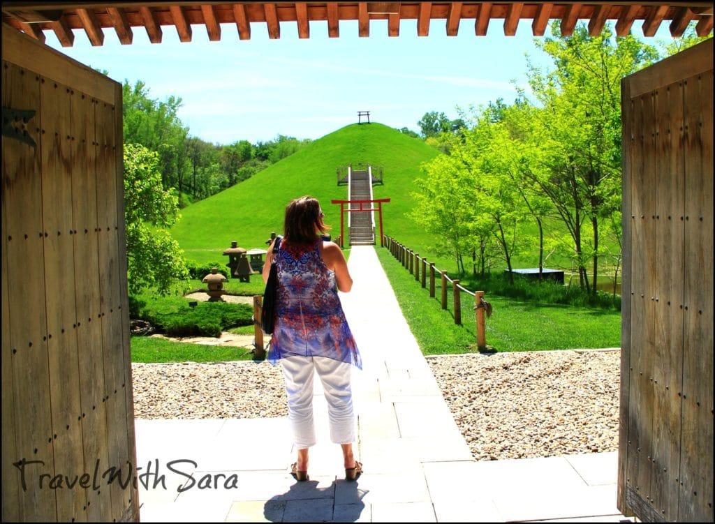 Sara at Japanese Gardens