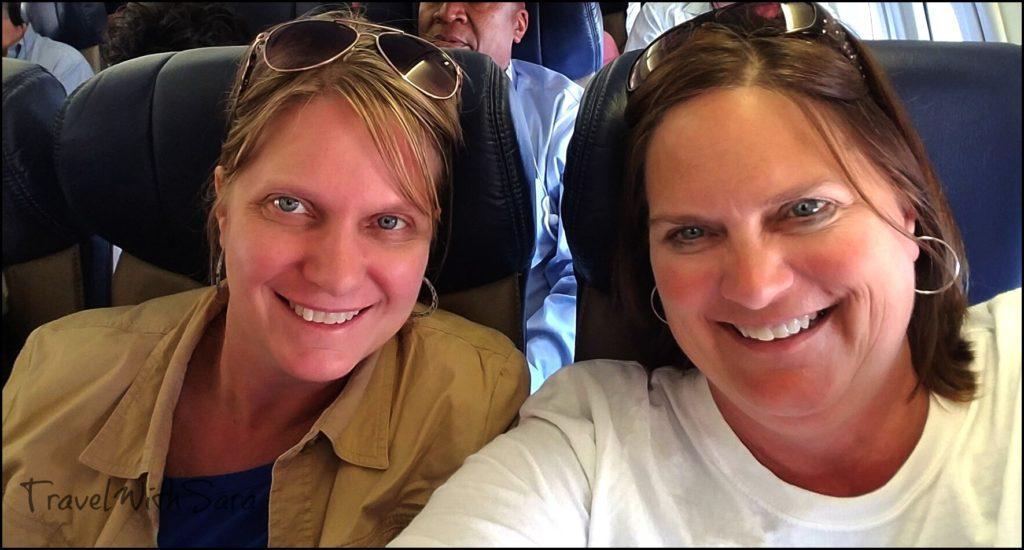 Southwest plane seats