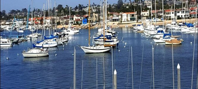 Exploring Balboa Island With Orange County Day Tripper: Ellen Bell