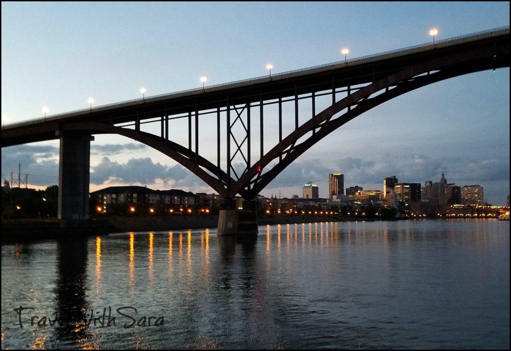St Paul Bridge