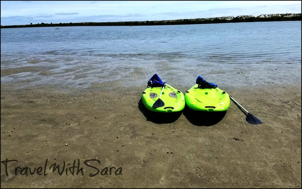kayaks state park