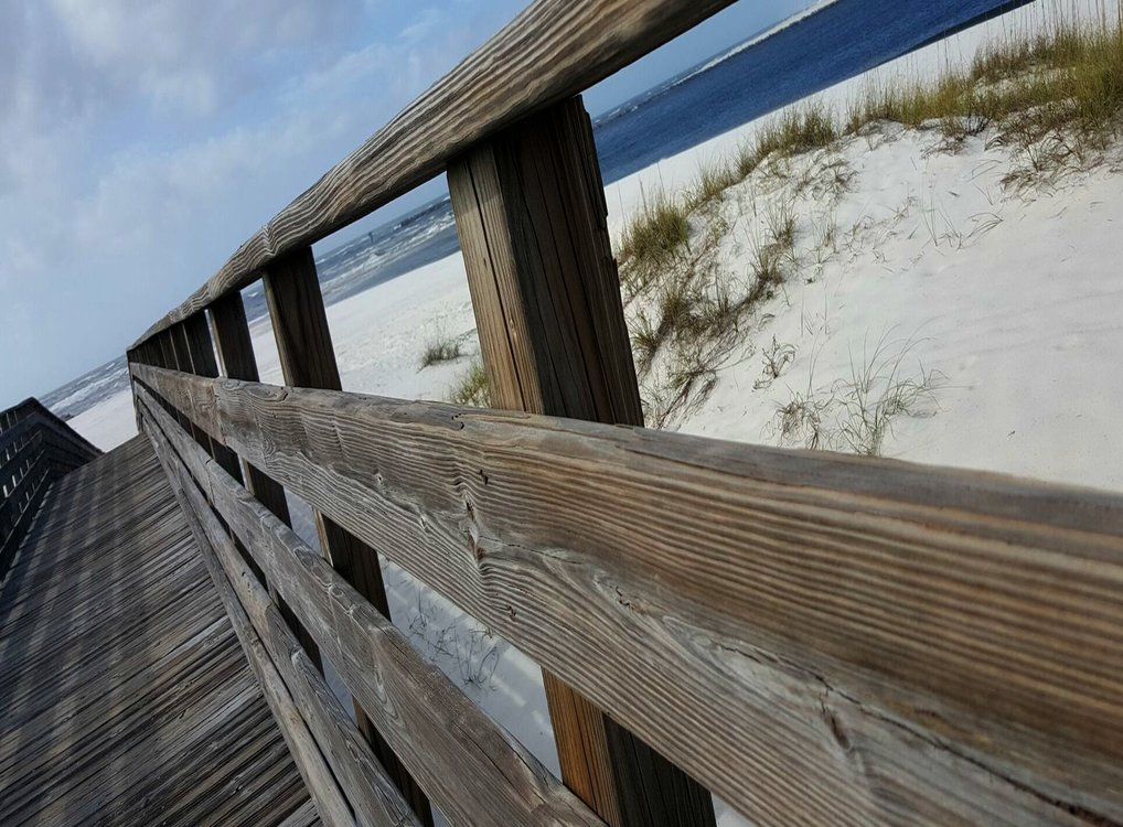 Boardwalk Beach Feature Photo