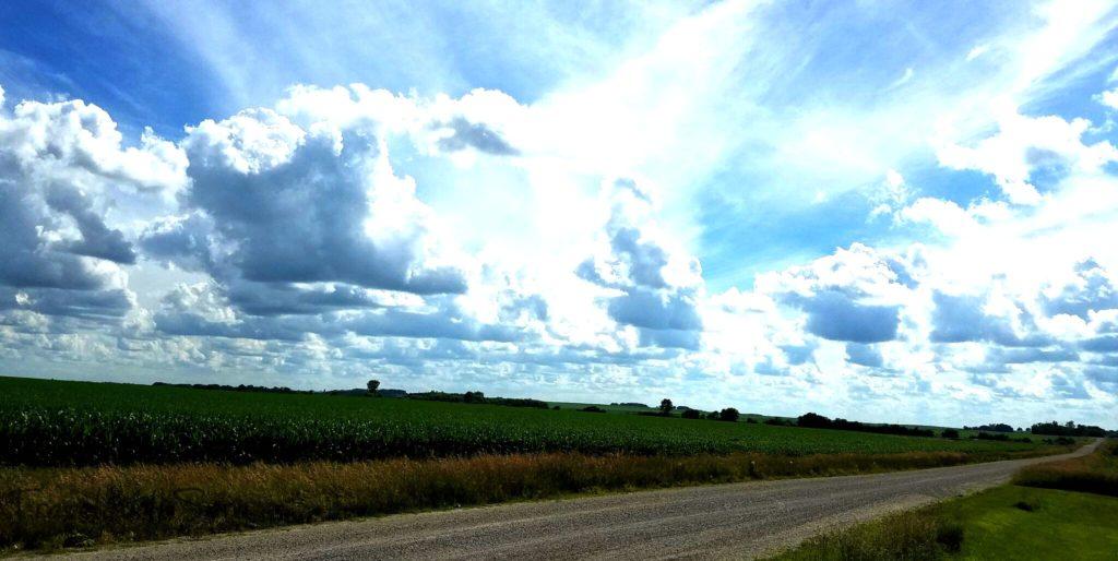 Iowa skies