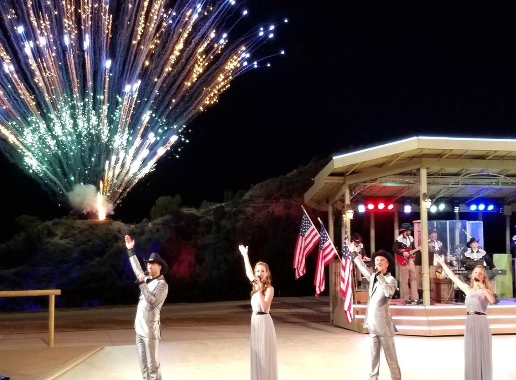 Medora Musical Finale Feature Image