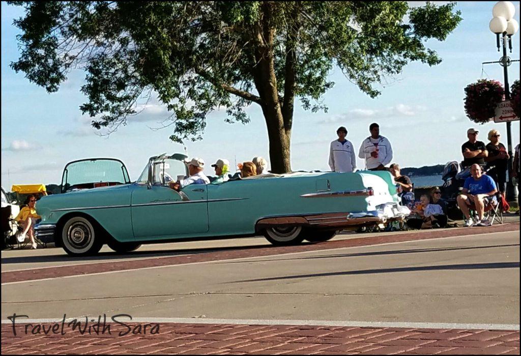 Classic Car Lake