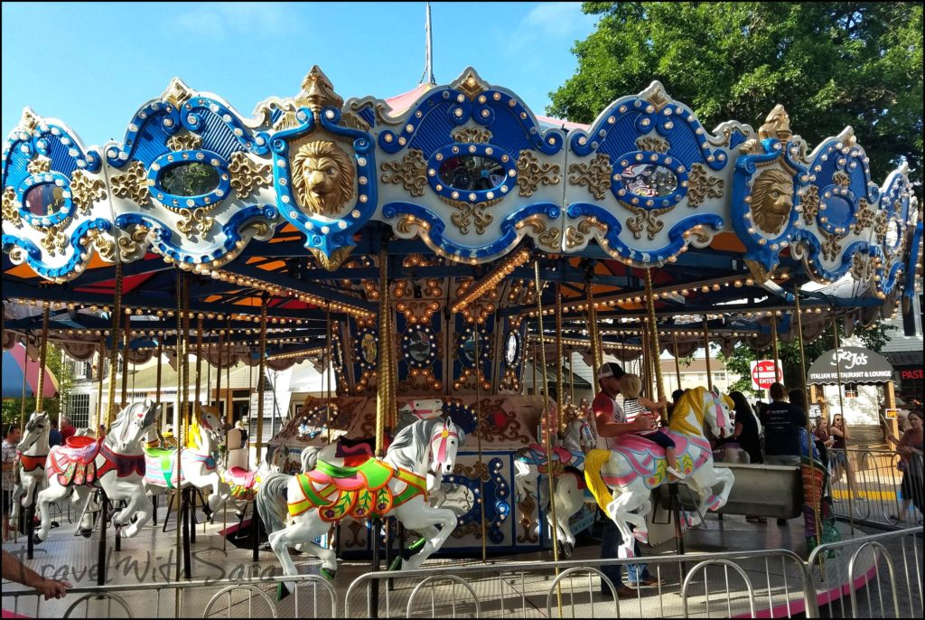carousel clear lake