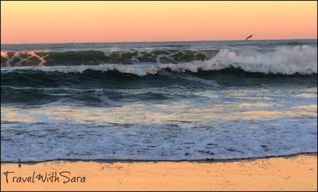 sunrise at Tuckaway Shores