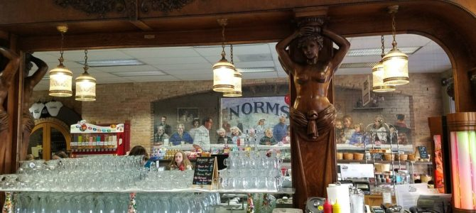 Norm's News Offers A Tasty Burger & More In Kalispell, Montana