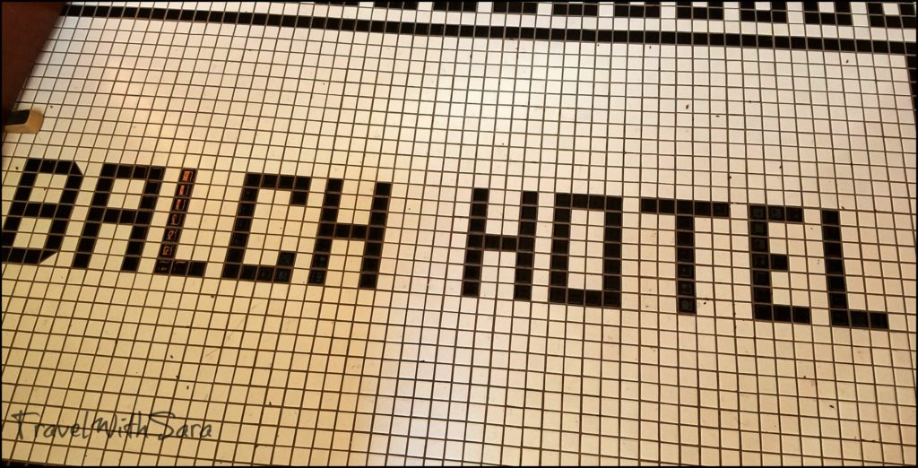 Balch Hotel Floor