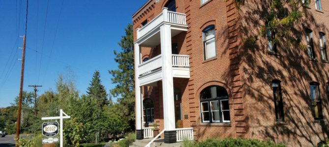 Dufur, Oregon: Home To The Charming Historic Balch Hotel