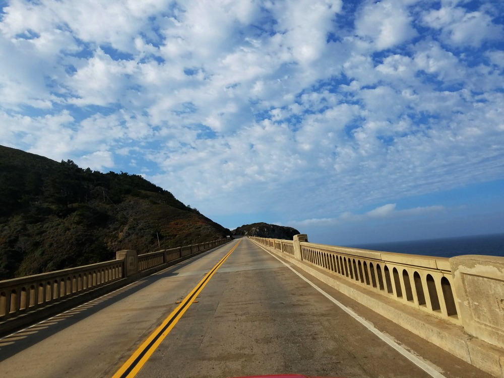 Bridge Near Big Sur