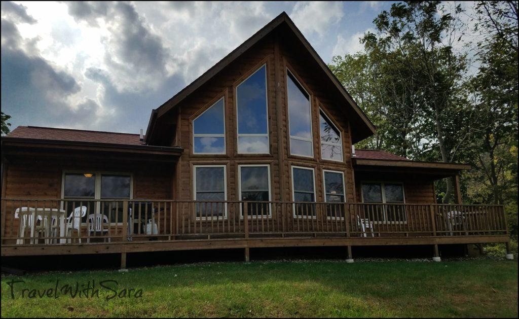 Cabin at Red Cedar Lodge