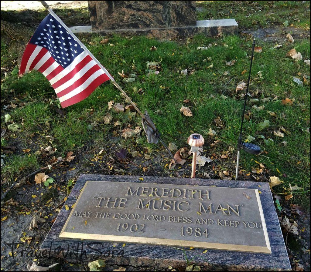 Meredith Willson grave site