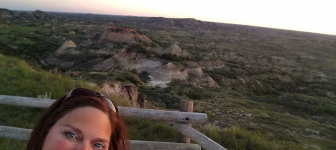 Traveling Solo Across The Great State of North Dakota