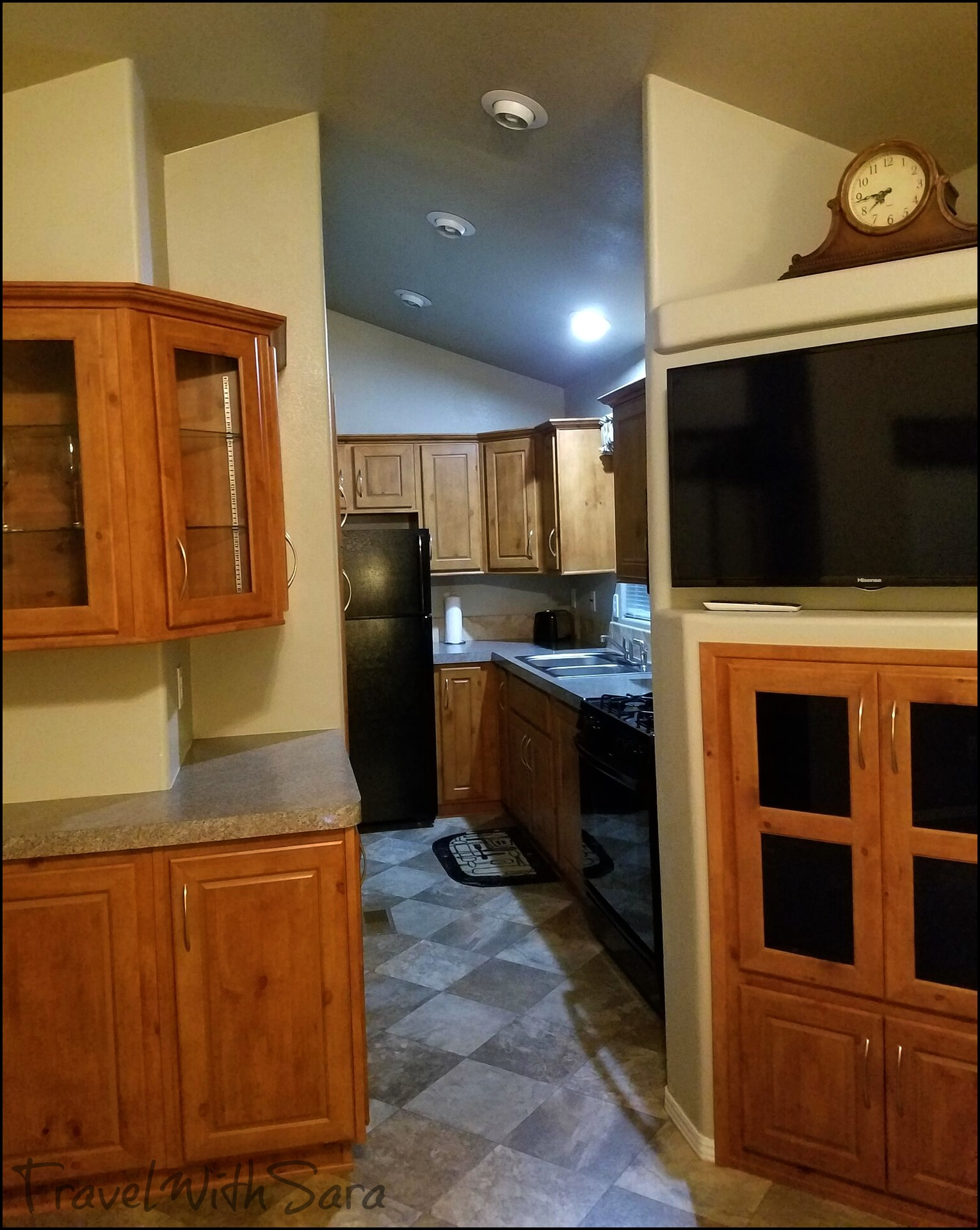 Luxury Lodging In A Tiny House At Golden Village Palms Rv Resort Travel With Sara