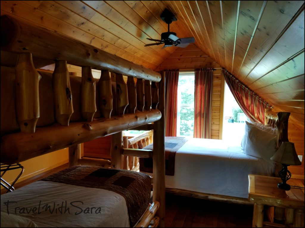 loft at Red Cedar Lodge